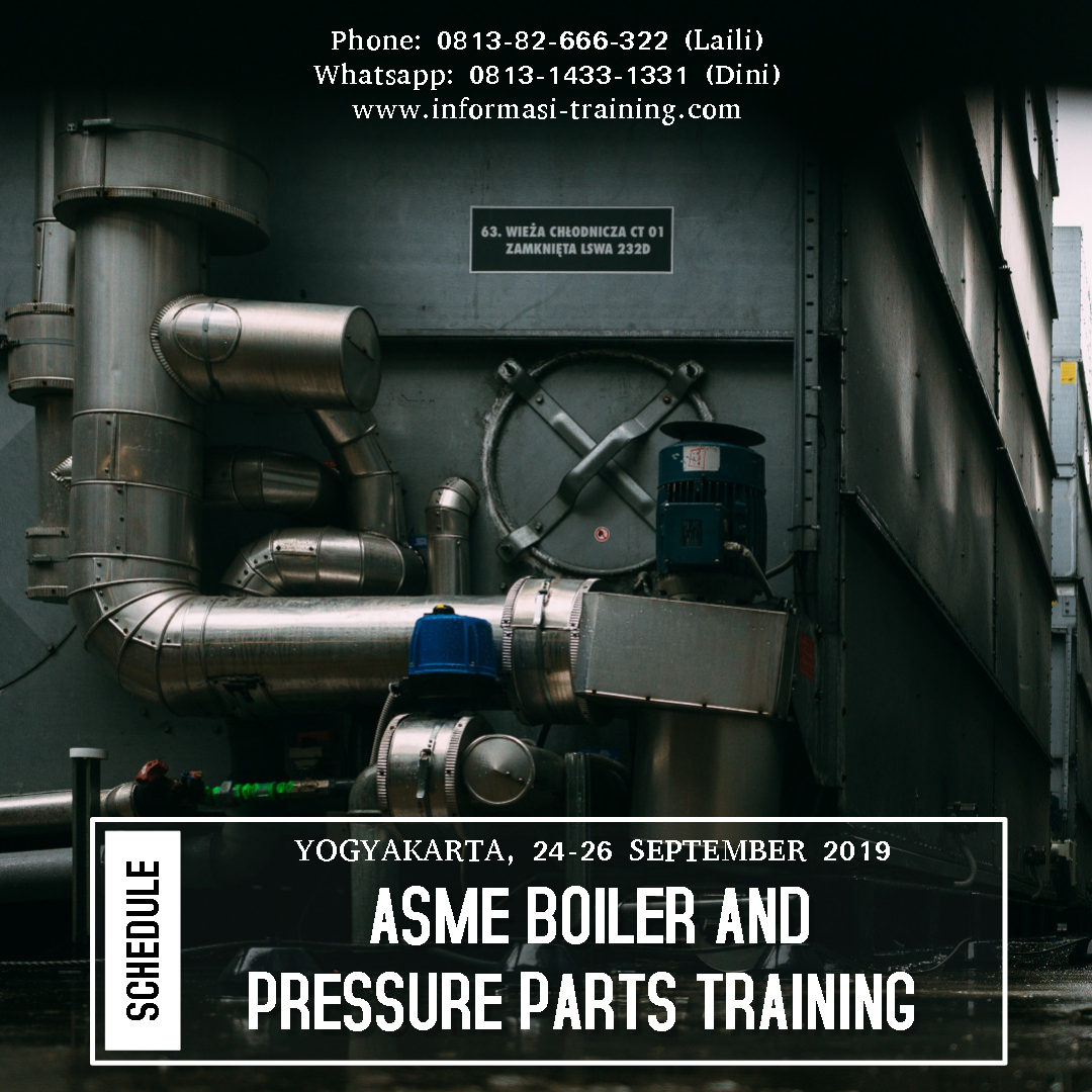 boiler dan bejana tekan