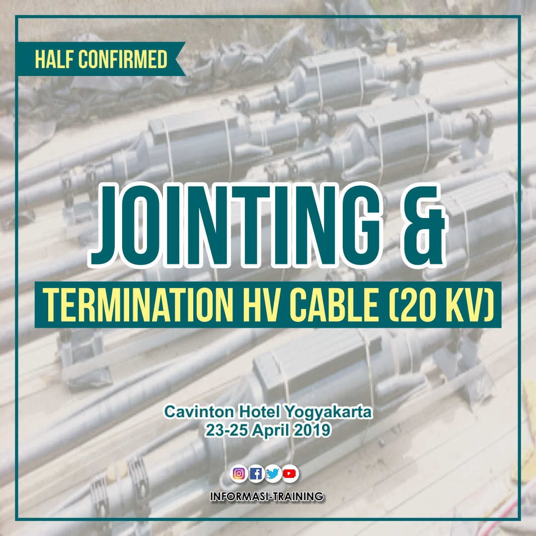 jointing & termination hv cable